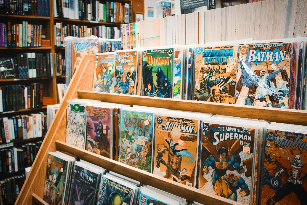 How comics help us become better storytellers and why that's important to you in business